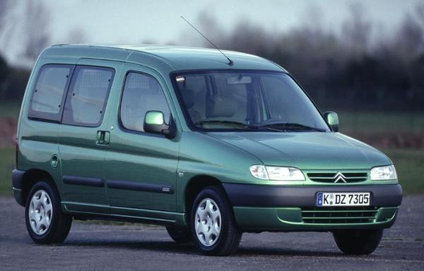 10. Citroen Berlingo