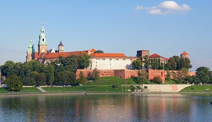 W 1945 roku Sowieci zrzucili bombę na Wawel