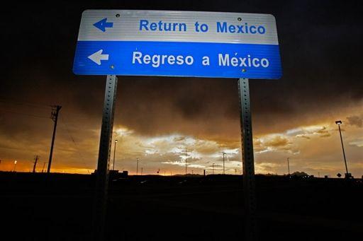 3. Strefa ciszy w Meksyku