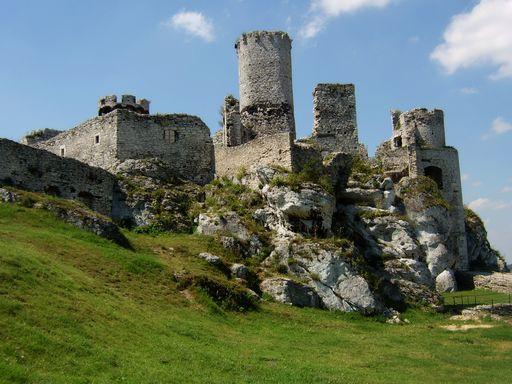 8. Zamek w Ogrodzieńcu