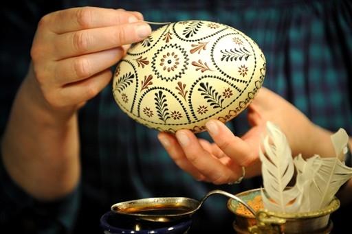 Jak zrobi� tradycyjn� pisank�?
