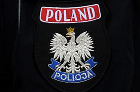 Polscy policjanci zaatakowani koktajlami Mołotowa!