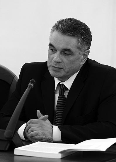 Prezes IPN Janusz Kurtyka