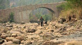 Drastyczna susza w Chinach