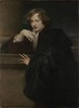 Självporträtt / Self-portrait. c.1620-21. Olja på duk, 119,7 x 87,9 cm  Foto/Photo: © The Metropolitan Museum of Art. The Metropolitan Museum of Art, The Jules Bache Collection, 1949  Courtesy of Nationalmuseum in Stockholm Dzieło jest prezentowane podczas wystawy: Rubens & Van Dyck