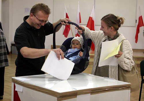 Czy Polonia powinna mie� prawo do g�osowania?