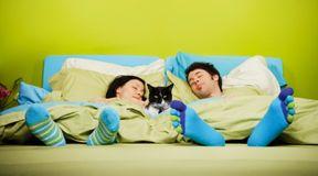 Parasomnie, czyli zaburzenia snu, o których nie masz pojęcia!