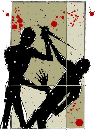 Znalezione obrazy dla zapytania morderstwo
