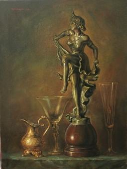 Wojciech Piekarski. Malarstwo