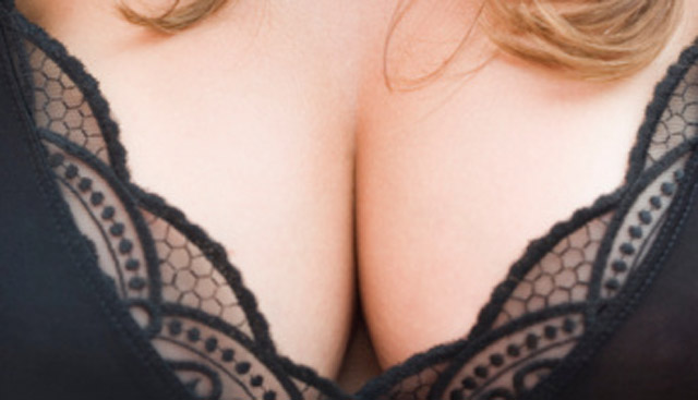 Тренажер для увеличения объема груди