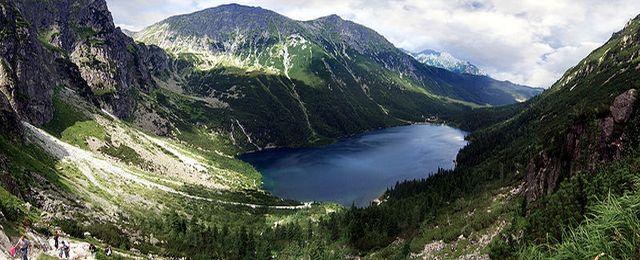 860 kilogramów śmieci w Tatrach