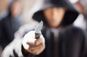 Chuligani napadli na 17-latka w Krakowie