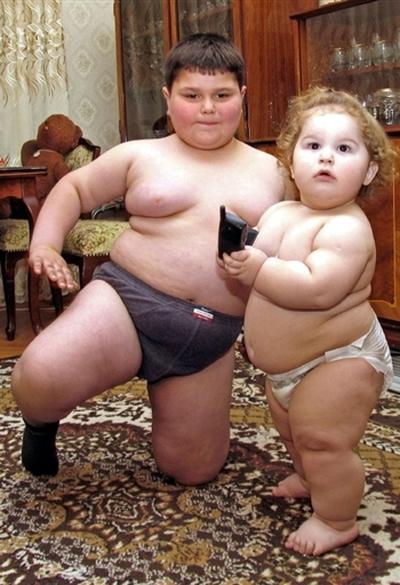 Overweight Black Kids Kiedy dziecko j...