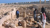 Polacy badają wykopaliska w Egipcie