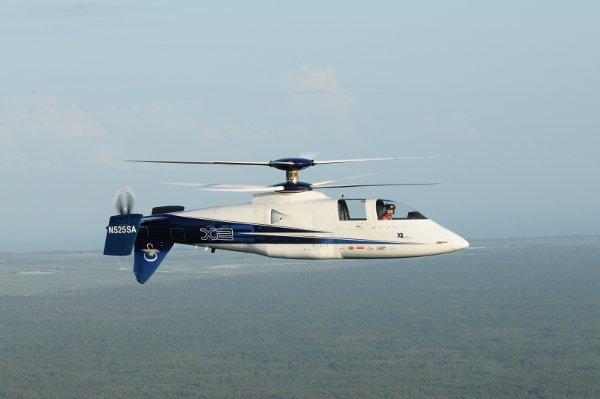 Najszybszy helikopter �wiata - Sikorsky X2