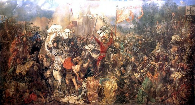 600-letnia rocznica bitwy pod Grunwaldem