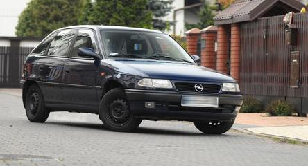 Opel Astra Classic 1.6 16V: Pierwsza gwiazda z Gliwic
