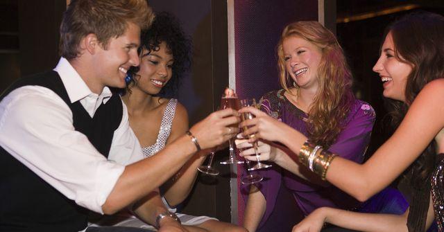 Nastolatki pij� coraz wi�cej