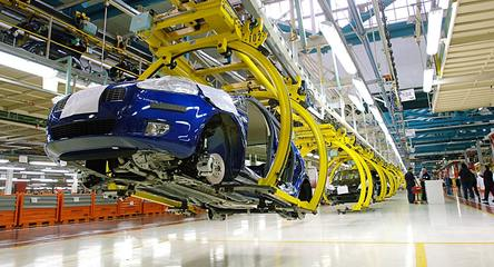 Produkcja samochod�w w Polsce