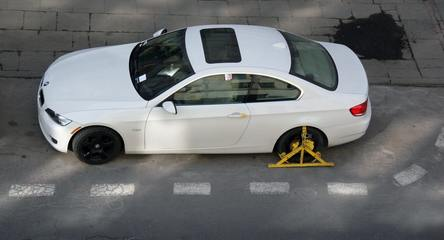 Przedawnione op�aty za parkowanie