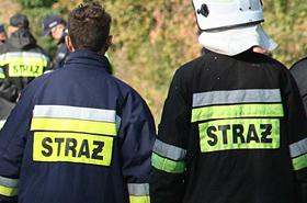 Mroczny sekret trzech strażaków
