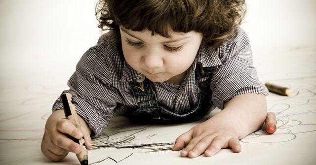 Jak zinterpretowa� rysunek dziecka?