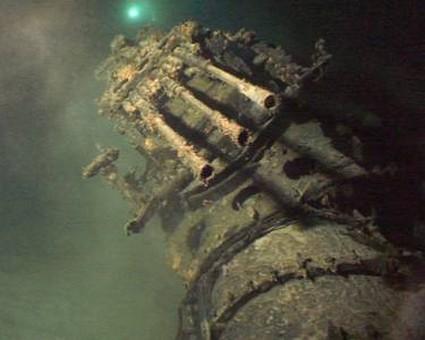 W poszukiwaniu japo�skich okr�t�w podwodnych