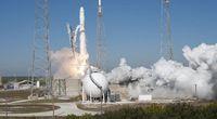Pierwsza komercyjna rakieta na orbicie