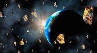 Nieznany obiekt ciska w Ziemi� komety