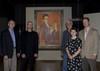 © Estate of Otto Dix /SODRAC (2010) Photo: LePigeon Courtesy of the Montreal Museum of Fine Arts     Któregoś dnia na tej wystawie spotkali się potomkowie Portrecisty i Portretowanych. Tak czasami w życiu bywa, że po latach zobaczymy nagle - w tym samym miejscu i tym samym czasie – przeszłość i teraźniejszość. Rzadko się to zdarza, ale jeżeli się już zdarzy – to zwykle bywa to potężny ładunek wspomnień, uczuć i refleksji...