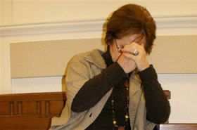 Potworna zbrodnia na Podlasiu: ofiara konała w kałuży krwi