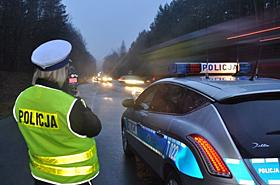 """Rozpoczęła się policyjna akcja """"Znicz 2013"""""""