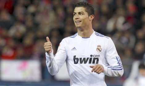 Cristiano Ronaldo Real Madryt Tapety 2012 - Real Madrid Wallpapers