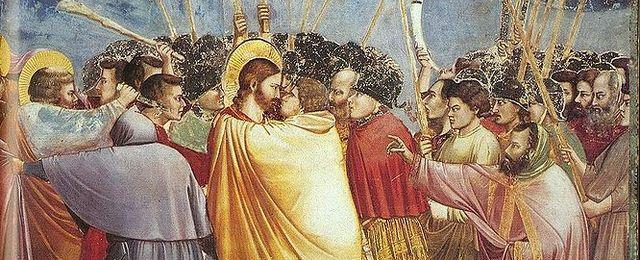 Zdrajca natchniony - Ewangelia według Judasza