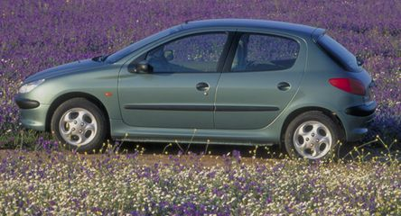 Czy warto kupi� Peugeota 206?