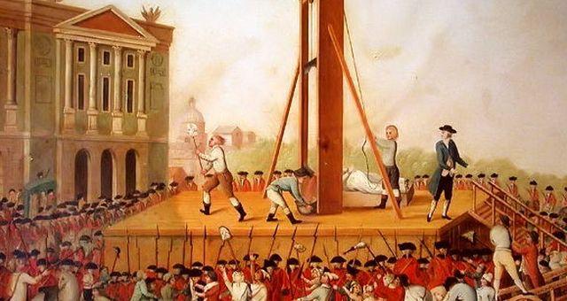 �ci�cie g�owy - najbardziej humanitarna egzekucja?