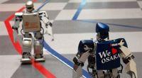 Pierwszy na świecie maraton robotów