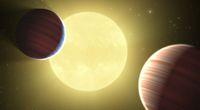 Dwie planety na jednej orbicie
