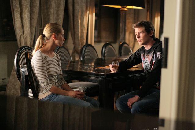 Julka (Justyna Wasilewska) namawia Igora, żeby odpuścił sobie dziś ...