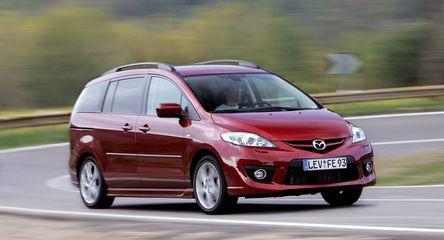 Mazda 5: akcja serwisowa