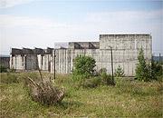 Nieukończona elektrownia atomowa w Żarnowcu