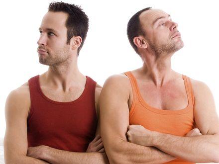 Geje i lesbijki bardziej nara�eni na choroby i samotno��
