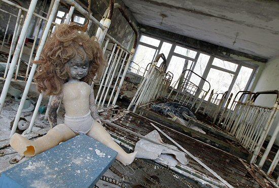 To one s� najwi�kszymi ofiarami Czarnobyla - zdj�cia