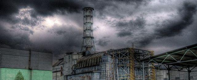 Awaria w Czarnobylu - rekonstrukcja wydarzeń