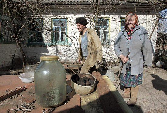 """""""Czarnobyl jest pi�kny, to po��czenie lasu i betonu"""""""