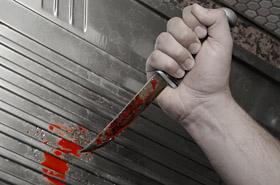 Psychopata zabił żonę i ranił córkę. Zgnije za kratami