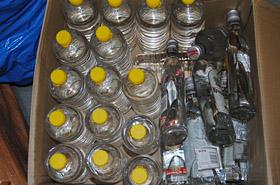 Alarm! Skażona wódka zalewa Polskę