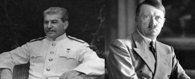 Hitler czy Stalin - kto by� wi�kszym zbrodniarzem?