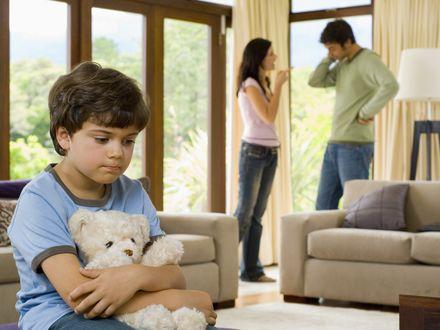 Jak rozw�d wp�ywa na nauk� dzieci?