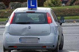 Brutalny finał egzaminu na prawo jazdy